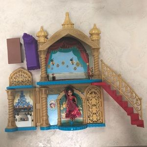 Princess Elena Mini Castle Set
